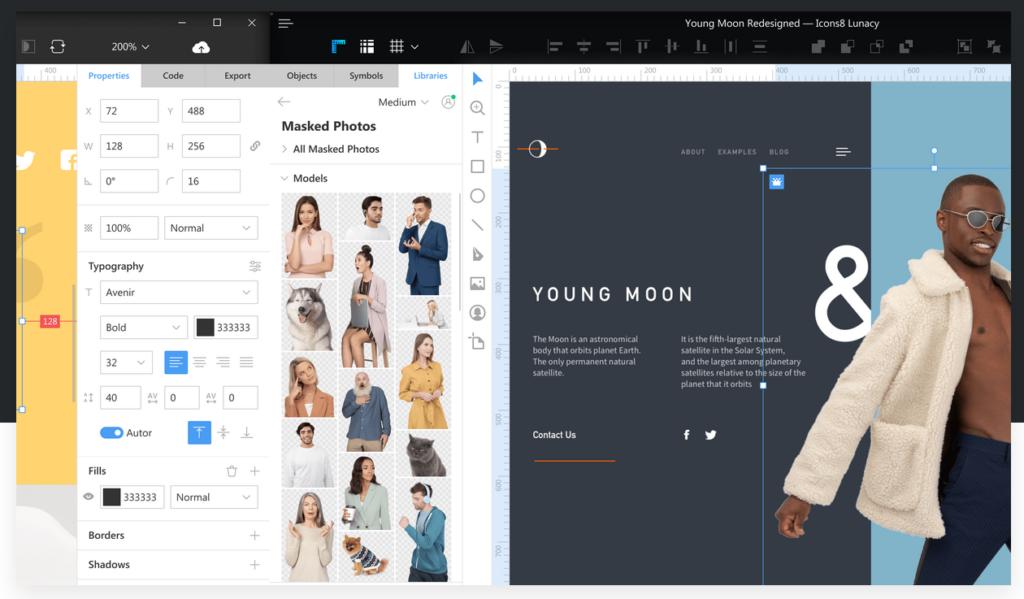 run sketch app on windows using lunacy