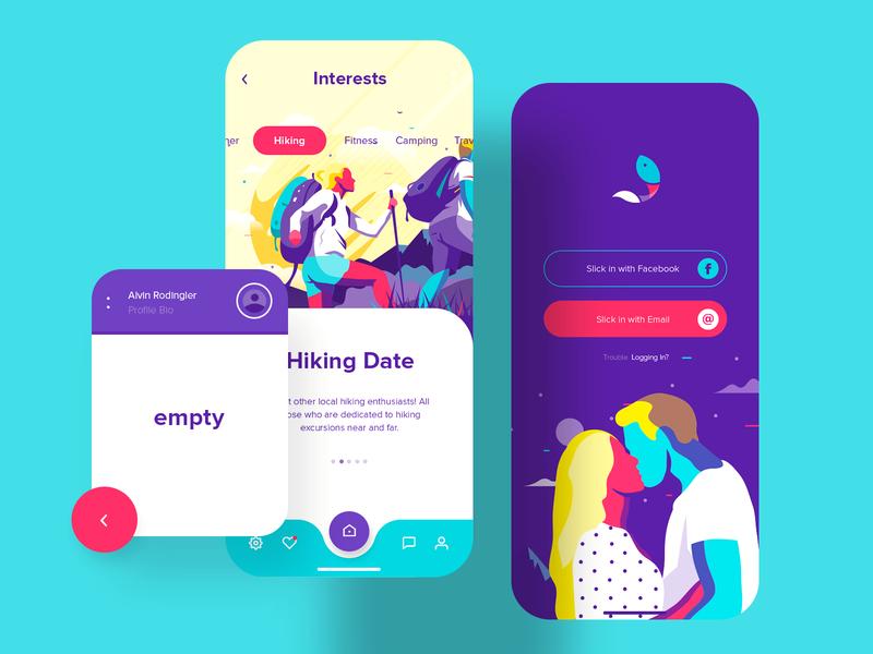 Slickfish Dating App