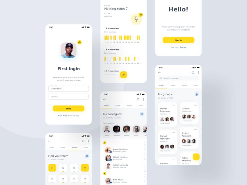 World Of Working App